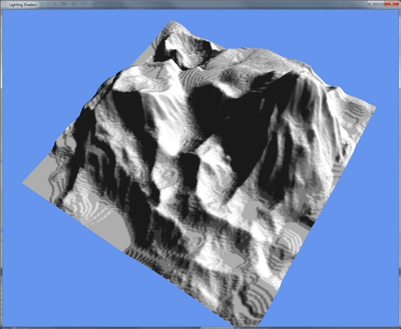 terrain test 1